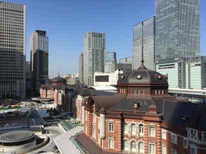 Bahnhof Tokio 1